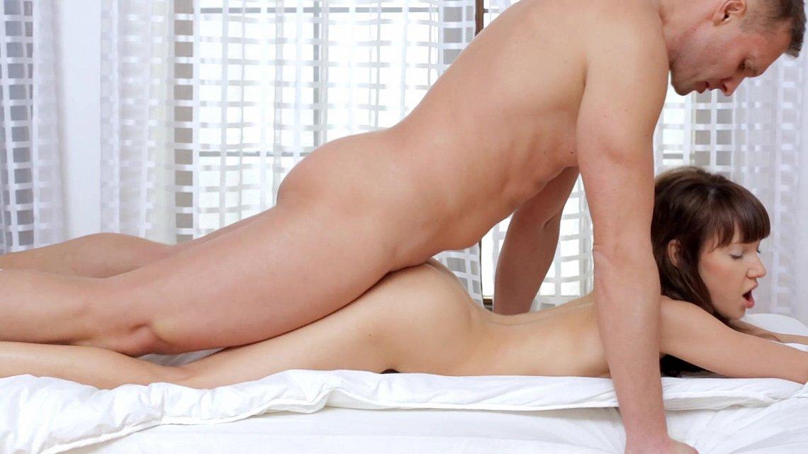 порно рачком со стонами