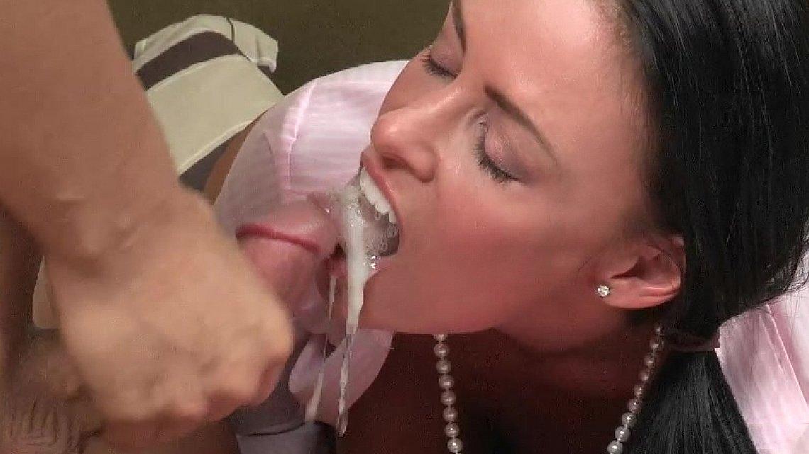 Мамаши в сперме порно фото