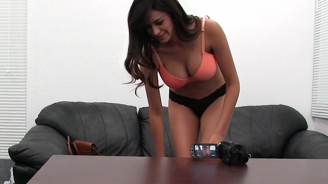 Casting Couch X Brunette