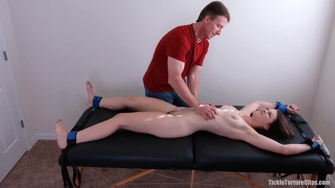Asian Girl Tickle Torture